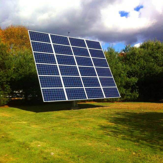 A Picture Of Equipment Supplied By A Solar Energy Supplier In Bellingham, MA - Mass Renewables Inc.