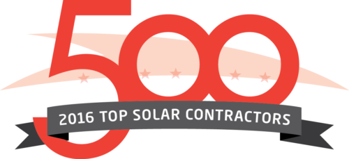 Top 500 Solar Contractor List